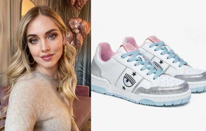 sneakers ferragni