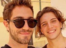 Tommaso Zorzi e Tommaso Stanzani