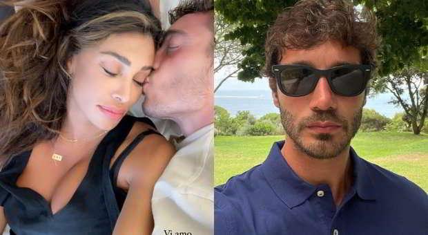 Belen Rodriguez ha partorito, la reazione dell'ex Stefano De Martino