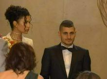 Foto-del-matrimonio-di-Marco-Verratti-e-Jessica-Aidi