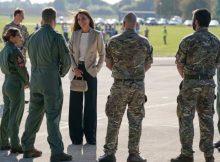 Kate Middleton torna al lavoro
