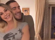 Tommaso Zorzi incontra Stefania Orlando